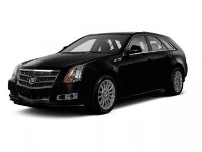 2010 Cadillac CTS 3.6L Premium (Black)