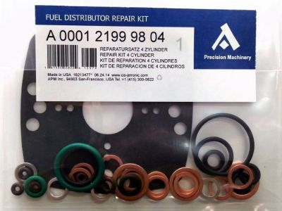 Purchase Porsche 924 2.0 Turbo Repair kit for Bosch Fuel Distributor K-Jetronic motorcycle in San Francisco, California, United States, for US $121.00