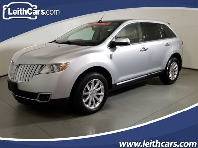 2011 Lincoln MKX Base (Silver)