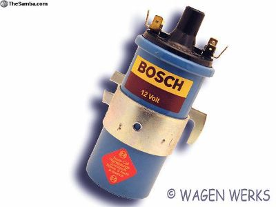 Bus Ignition Coil - 12 volt Bosch