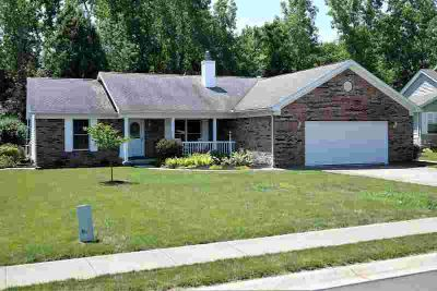 266 Lincoln Place North Lewisburg Three BR, Custom built ranch