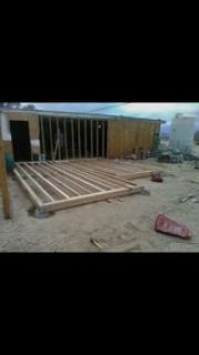 Framing, Painting, Roofing, Solar power