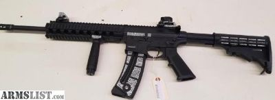 For Sale: Smith & Wesson mp15-22