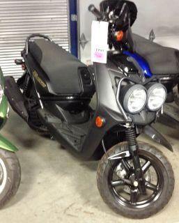 2013 Yamaha Zuma 125 250 - 500cc Scooters Ottumwa, IA