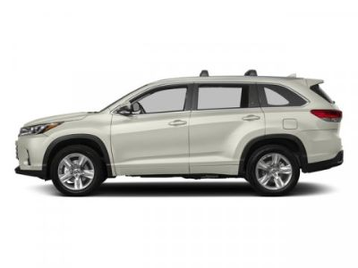 2018 Toyota Highlander Limited (Blizzard Pearl)