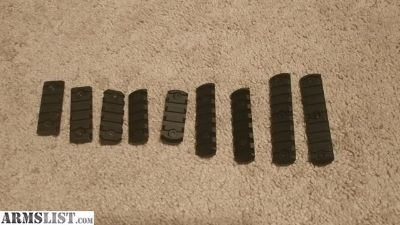 For Sale: Keymod Rail Sections - Aluminum