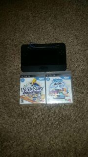 "PS3 ""uDraw"" gamepad with 2 games"