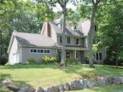 Real Estate Rental - Four BR, Two BA Colonial