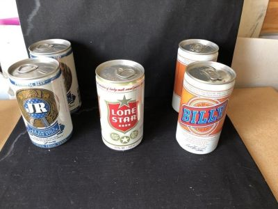 Collectible Beer Can Sealed