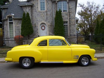 51 Chevy can TRADE