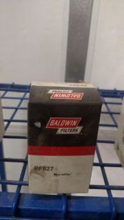 Find Fuel Filter BALDWIN PF827 motorcycle in Mulvane, Kansas, United States, for US $8.50