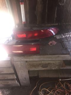 95-98 eclipse tail lights drivers and passengers side
