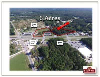 Longs Property Tract-Land For Sale-Longs, SC .