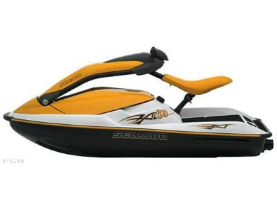 2005 Sea-Doo 3D Vert & Moto 1 Person Watercraft Dickinson, ND