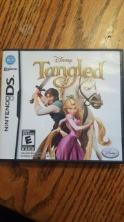 Tangled Nintendo DS Game