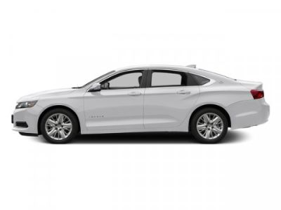2016 Chevrolet Impala LS (Summit White)