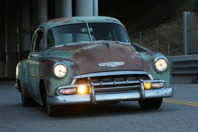 WTB WANTED 51-52 CHEVY CAR PARTS