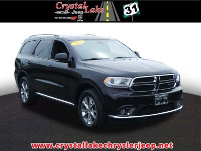 2015 Dodge Durango Crew (black)
