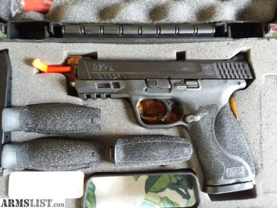 For Sale: Nib Smith and wesson m&p 2.0 40cal