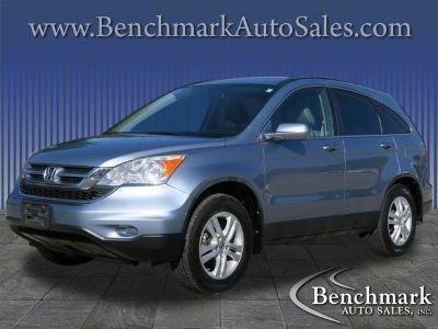 2011 Honda CR-V EX-L (Blue)