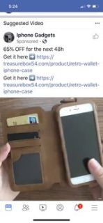 iPhone 6 case and wallet
