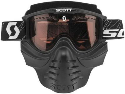 Purchase Scott 83X Safari Facemask Sled Winter Cold Weather Snowcross Goggles motorcycle in Manitowoc, Wisconsin, United States, for US $65.00