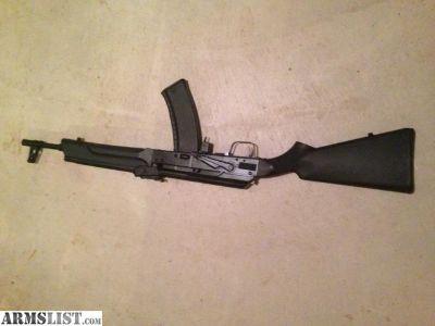 For Sale: Saiga 5.45 sporter rifle