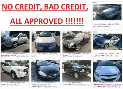 ###### NO CREDIT / BAD CREDIT ALL APPROVED ######