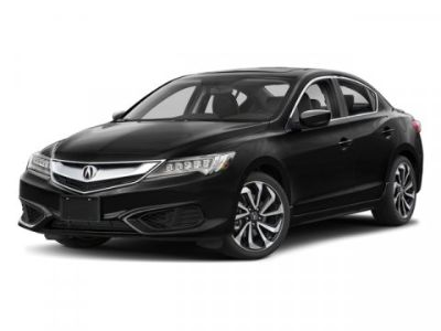 2018 Acura ILX Special Edition (Crystal Black Pearl)