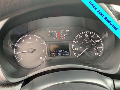 2017 Nissan Sentra S (Brilliant Silver)