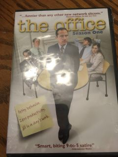 The Office Season 1 new in package