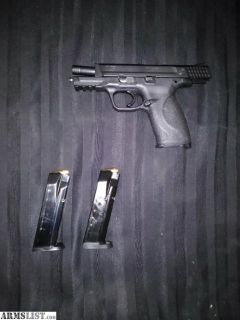 For Sale/Trade: 40 smith & wesson M&P two 15 rd magazines