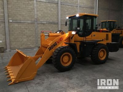 2018 (unverified) Rongwei ZL939E Wheel Loader - Unused
