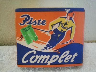Piste Complet Ski Wax for Downhill & Slalom Made in Germany