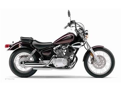 2007 Yamaha Virago 250 Cruiser Motorcycles Sandpoint, ID