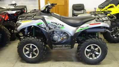 2019 Kawasaki Brute Force 750 4x4i EPS ATV Sport Utility Bennington, VT