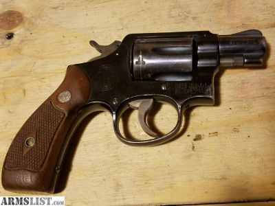 For Sale/Trade: S&W Airweight 38 Spcl