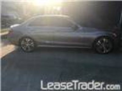 2016 Mercedes-Benz C300 Sedan Lease