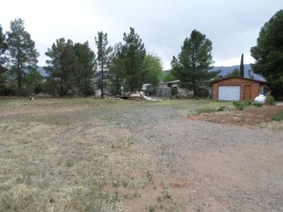 Cottonwood building lot ready to build on with existing Garage