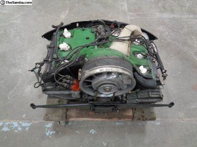 2.4 911E 911/52 Engine