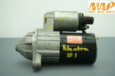 Find 2007-2010 HYUNDAI ELANTRA IGNITION STARTER MOTOR 36100-23071 #1 motorcycle in Riverview, Florida, United States, for US $55.00