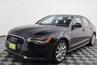 2012 Audi A6 3.0T quattro Premium (Phantom Black Pearl Effect)