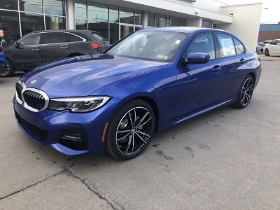 2019 BMW 3-Series 330i xDrive (Portimao Blue Metallic)