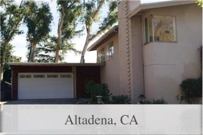Beautiful Altadena House for rent. Parking Available!