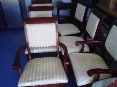 Cherry Formal Dining Chairs
