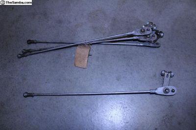 NOS Low Light Ghia Wiper Linkage