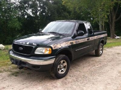 Ford f150 4x4 for parts or mechanics special