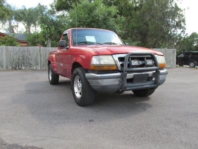 1999 Ford Ranger XLT (Orange)