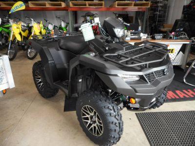 2019 Suzuki KingQuad 500AXi Power Steering SE+ Utility ATVs Belvidere, IL