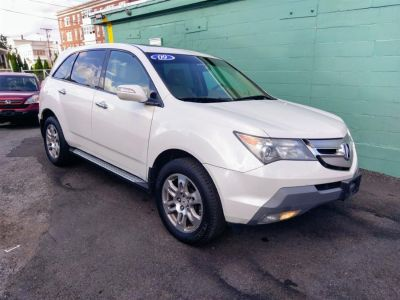 2009 Acura MDX Base (White)